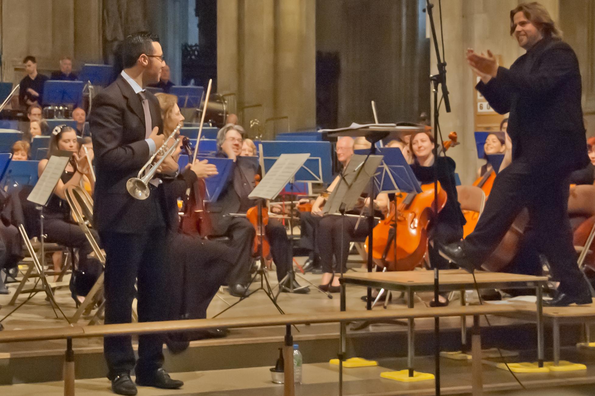 'A real tour de force' – St Albans Symphony Orchestra